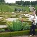 Дания.Королевский сад
